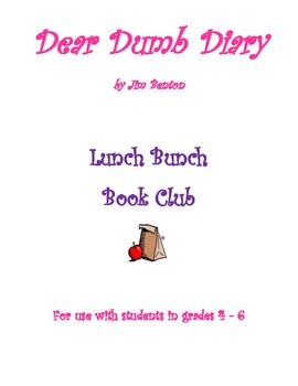 Dear Dumb Diary Lunch Bunch Book Club - Let's Pretend This