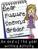 Dear Future 2nd Grader