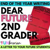 Dear Future Second Grader,