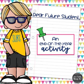 Dear Future Student,
