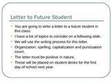 Dear Future Student