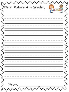 Dear Future Student Letters