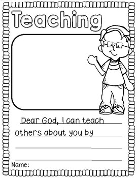 Dear God, Thoughts from a Child's Heart