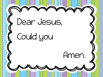 Dear Jesus: Prayerful Writing Prompts for August-November
