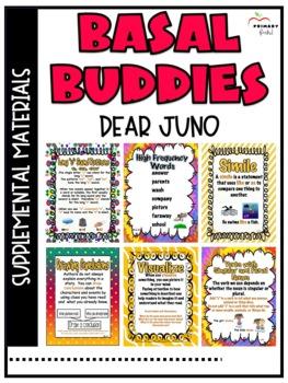 Dear Juno -Reading Street (2013) 2nd Grade Unit 3 Week 2