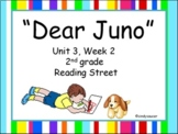 Dear Juno, 2nd Grade, PowerPoint for Whole Groups and Intervention Groups