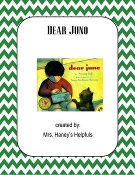 Dear Juno by Soyung Pak