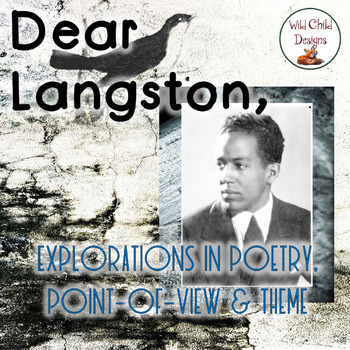 Dear Langston Hughes: Explorations in Poetry, Point-of-View & Theme
