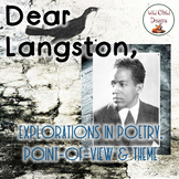 Dear Langston Hughes: Explorations in Poetry, Point-of-Vie