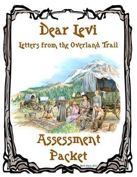 Dear Levi Assessment Packet