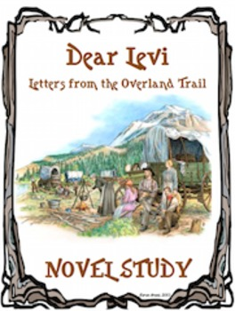 Dear Levi Complete Novel Study