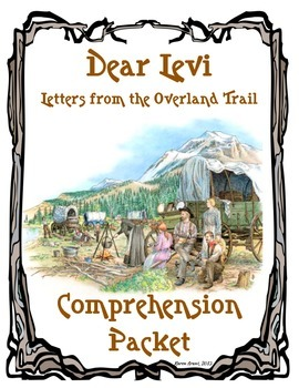 Dear Levi Comprehension Packet