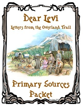 Primary Sources Packet- Dear Levi