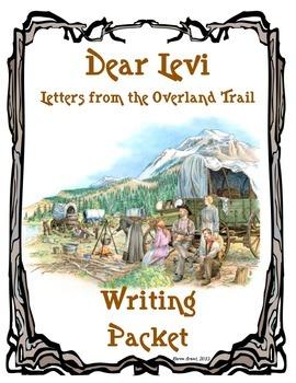 Dear Levi Writing Packet