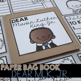 Dear Martin Luther King, Jr. Paper Bag Book