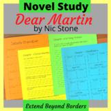 Dear Martin Novel Study