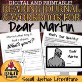 Dear Martin Reading Journal and Workbook