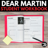 Dear Martin Student Workbook with Chapter Questions