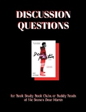 Dear Martin by Nic Stone: Discussion Questions for Classro