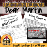Dear Martin by Nic Stone Unit Bundle (Distance Learning)