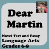 Dear Martin TEST