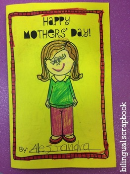Dear Mom {Mothers' Day FREEBIE in English and Spanish}