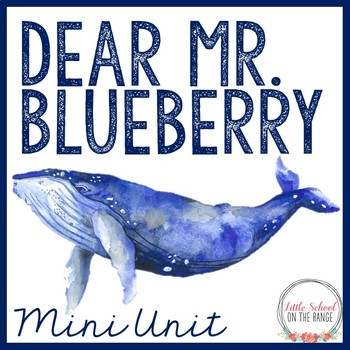 Dear Mr. Blueberry Mini Unit