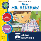 Dear Mr. Henshaw - Literature Kit Gr. 5-6