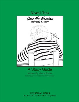 Dear Mr. Henshaw - Novel-Ties Study Guide