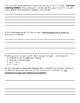 Dear Mr. Henshaw-Section 1 Assessment