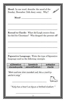 Dear Mr. Henshaw | Strider BUNDLE - 2 Novel Studies / Reading Comprehension
