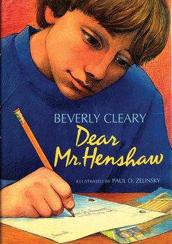Dear Mr. Henshaw comprehension questions