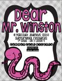 Dear Mr. Winston (Journeys 4th Grade - Supplemental Materials)