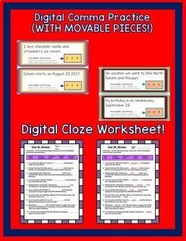 Dear Mr. Winston Journeys 4th Grade Unit 2 Lesson 9 Google Digital Resource