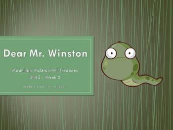 Dear Mr. Winston - Lesson Introduction