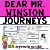 Dear Mr. Winston | Journeys 4th Grade Unit 2 Lesson 9 Printables