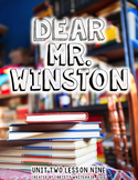 Dear Mr. Winston {Textbook Companion}