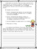 Dear Mr. Winston from When I Went to the Library-Writing Prompt-Grade 4-Lesson 9