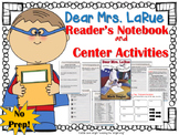 Dear Mrs. LaRue {Book Study and Center Activities}