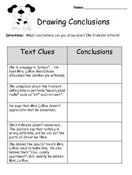 Dear Mrs. LaRue Letters From Obedience School Reading Packet