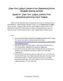 Dear Mrs. LaRue: Letters from Obedience School - Modeled Writing, letter