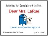 Dear Mrs. LaRue   Letters from Obedience School 50 pgs. Co