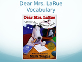 Dear Mrs. LaRue Vocabulary Lesson
