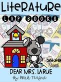 Dear Mrs. Larue Literature Lap Book