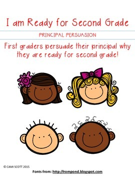 Ready for Second Grade