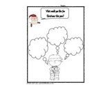 Dear Santa Brainstorming Page and Letter Stationery