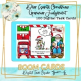 Dear Santa Christmas Grammar Judgement BOOM Cards – Speech Therapy Distance