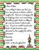 Dear Santa Christmas Writing Bundle