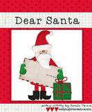 Dear Santa {Creative Writing Activity}