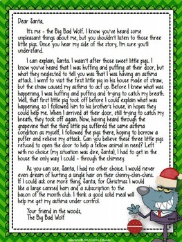 picture about Printable Letter Explaining Santa known as Pricey Santa I Can Make clear - Xmas Creating